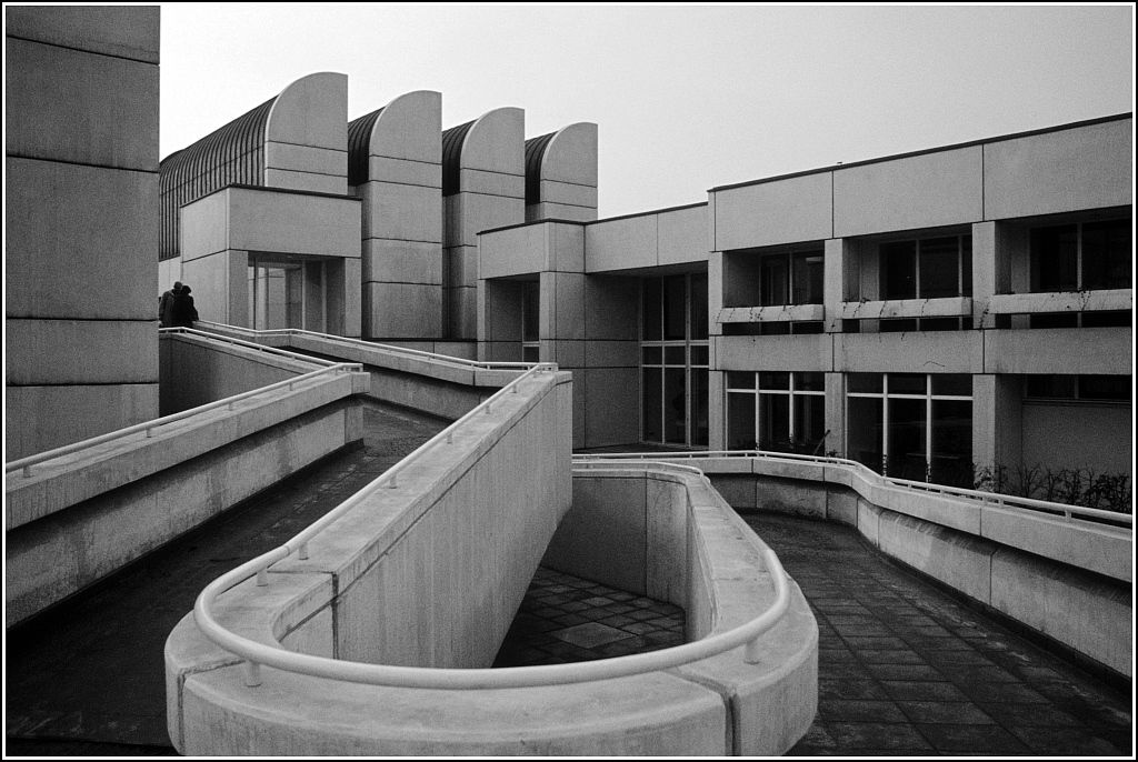 Bauhaus Archive in 1979