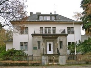 Number 46-48, home to Otto Grotewohl. Photo: Richard Carter