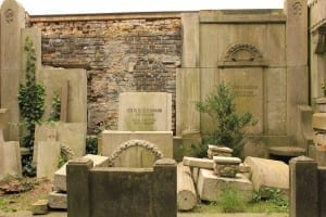 (English) In Heaven, Underground: Weissensee's Jewish Cemetery