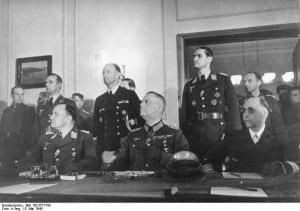 Berlin - Karlshorst, die deutsche Kapitulation