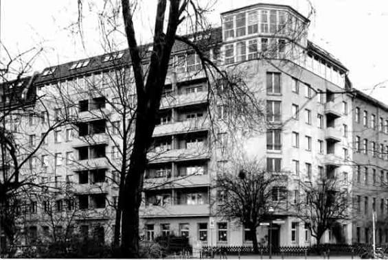 Planufer, Berlin-Kreuzberg (1951-52) © Foto- Friedhelm Hoffmann
