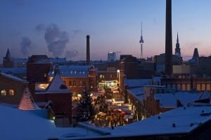 Berlin's Christmas Markets 2012