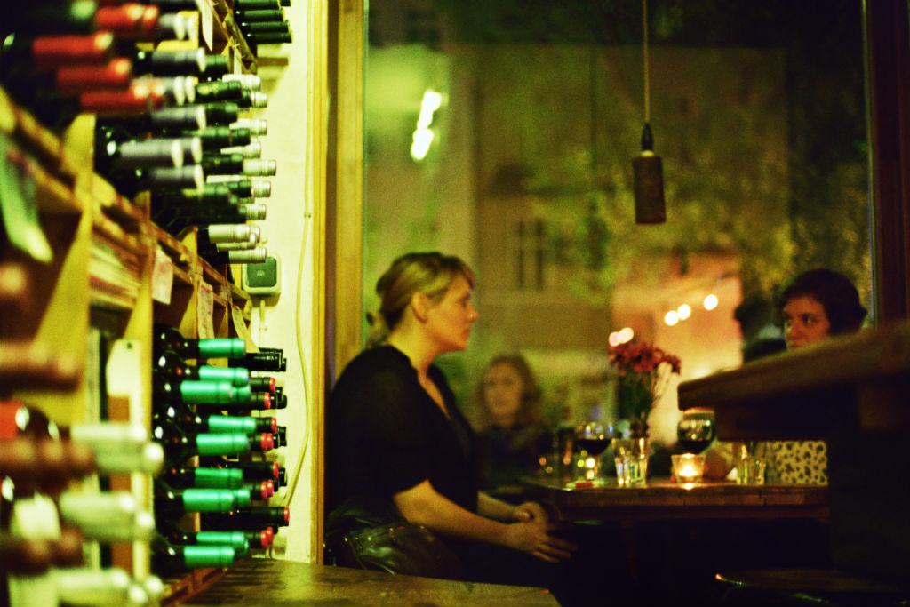 Kamine und Wein