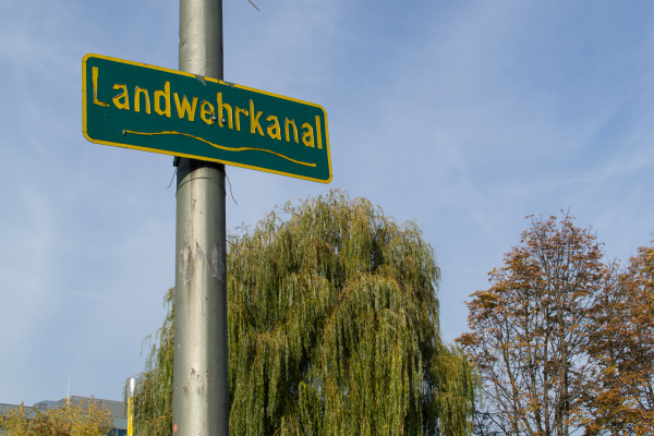 Landwehrkanal header image