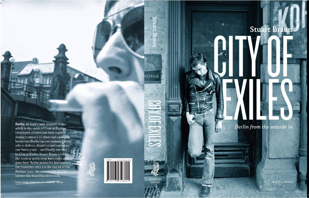 City of Exiles Cover